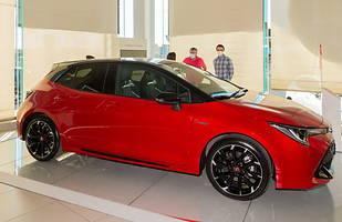 Toyota sprzedała w Europie 3 miliony hybryd