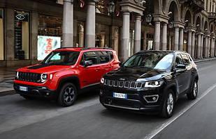 Jeep Renegade 4xe i Jeep Compass 4xe coraz bliżej