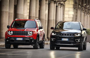 Jeep Renegade 4xe i Jeep Compass 4xe