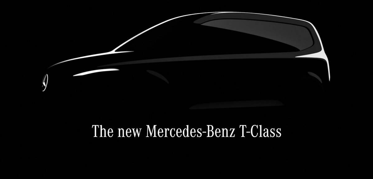 Mercedes klasy T. Zupełnie nowy model!