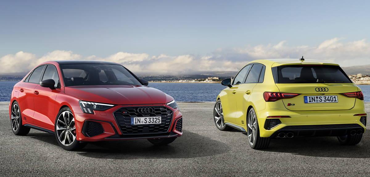 Audi S3 Sportback i Sedan nowej generacji
