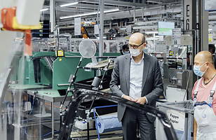 Ruszyła produkcja Volkswagena ID.4