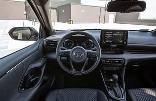 Toyota Yaris 4 generacji