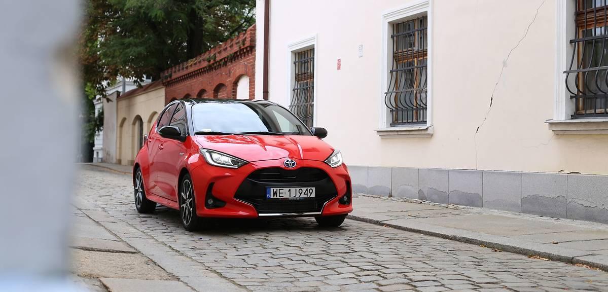 Toyota Yaris po raz czwarty!