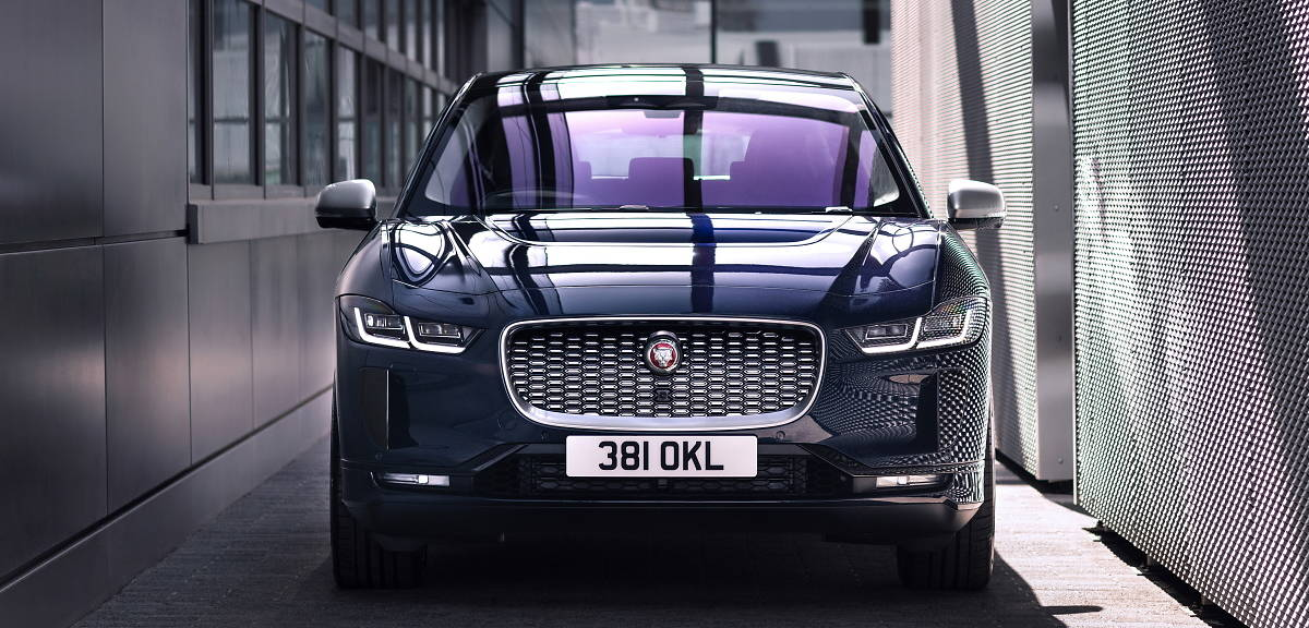 Jaguar I-Pace po zmianach