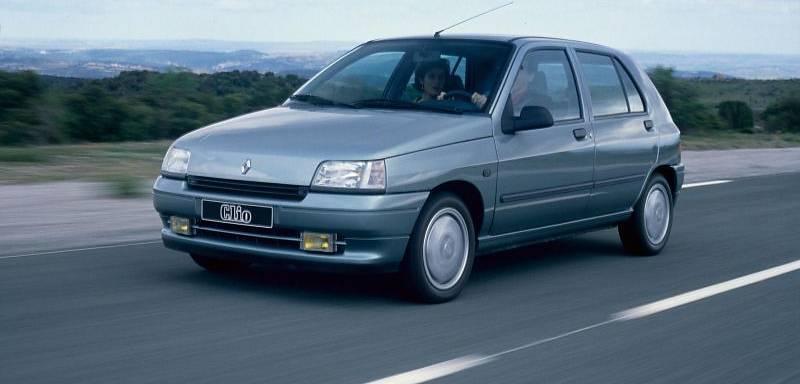 Renault Clio ma już 30 lat