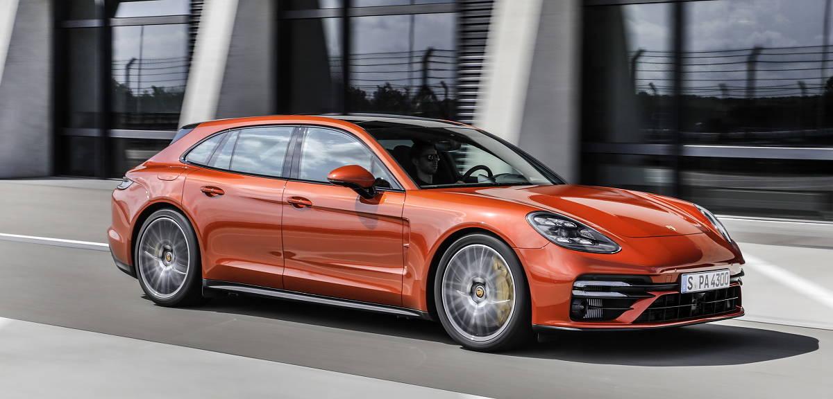 Porsche Panamera po modernizacji