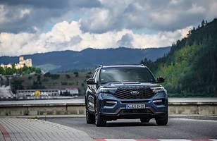 Ford Explorer w wersji europejskiej