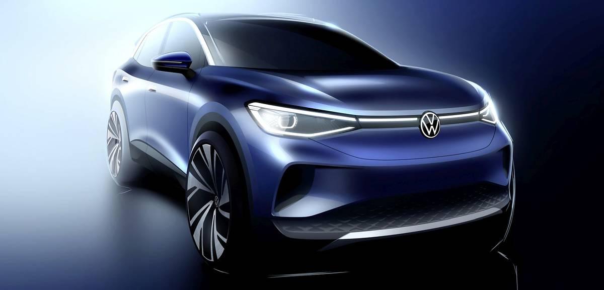Volkswagen ID.4 w szczegółach