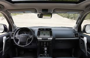 Toyota Land Cruiser z pakietem Black
