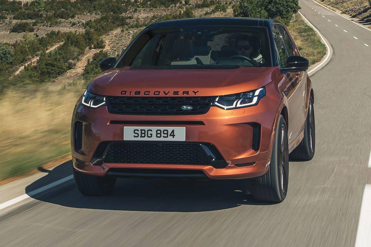 Land Rover Evoque i Discovery Sport po zmianach