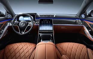 Nowy Mercedes kilasy S