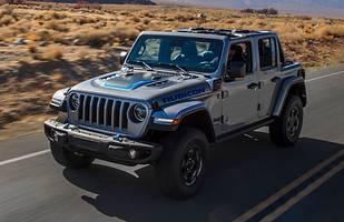 Jeep Wrangler 4xe. Hybryda plug-in