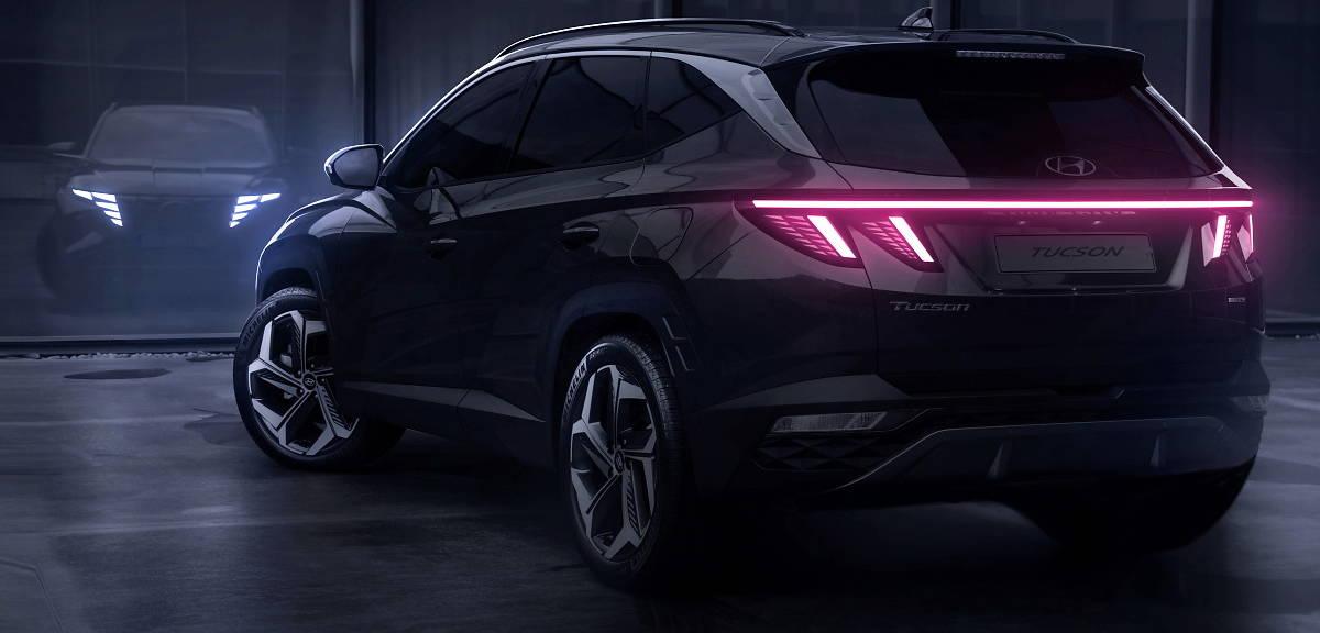 Hyundai Tucson nowej generacji. Pierwsze zdjęcia