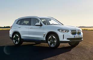 Start przedsprzedaży BMW iX3 w Polsce