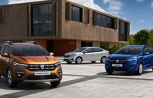 Dacia Logan i Sandero w nowej odsłonie