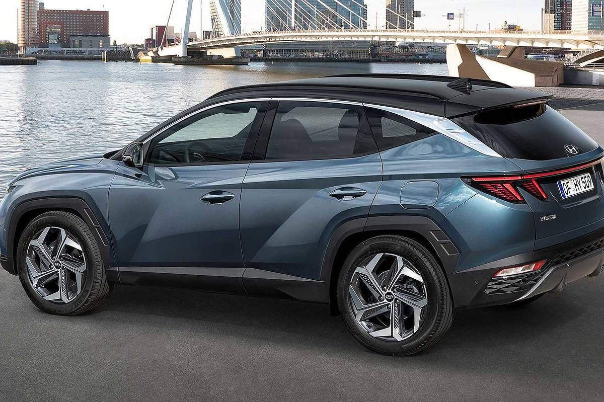 Hyundai Tucson IV generacji!