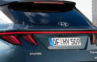 Hyundai Tucson czwartej generacji