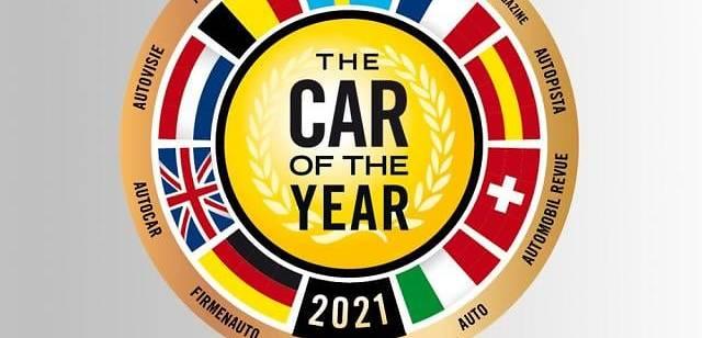 Car of the Year 2021. Kandydaci