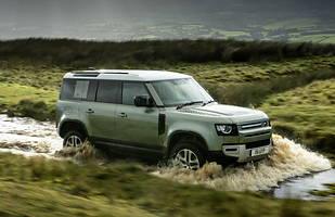 Land Rover Defender z nowymi silnikami
