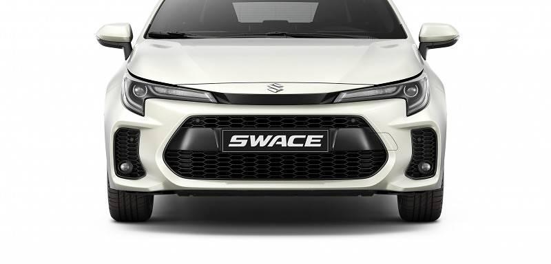 Suzuki Swace. Bliźniak Toyoty Corolli