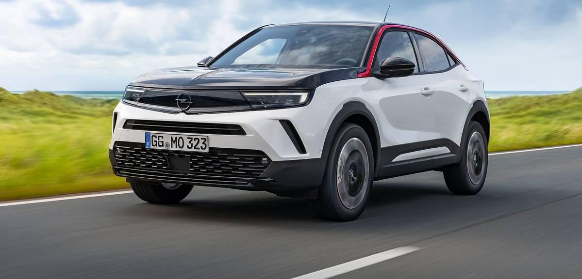 Opel Mokka nowej generacji