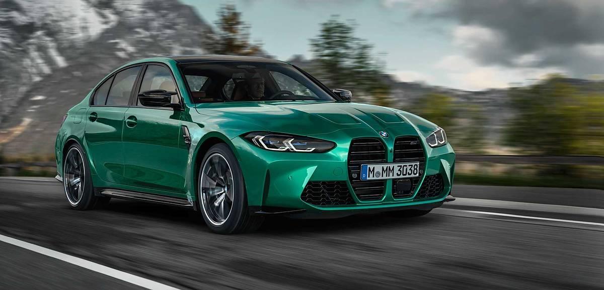 BMW M3 i M4 po nowemu!