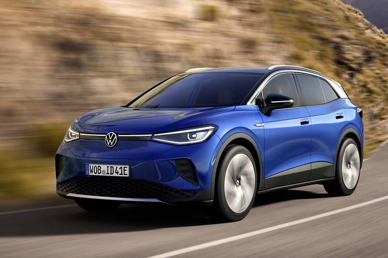 Volkswagen ID.4 zaprezentowany!