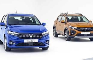 Dacia Logan i Sandero w szczegółach