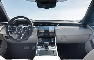 Jaguar XF po liftingu