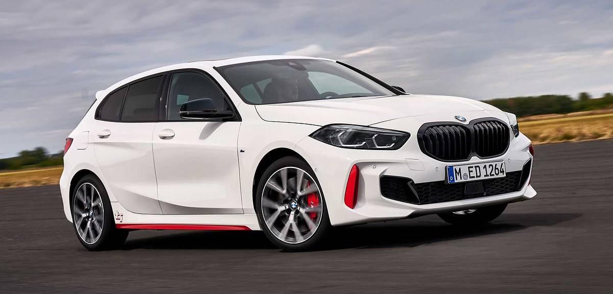 """BMW 128ti. Tuż poniżej """"M"""""""