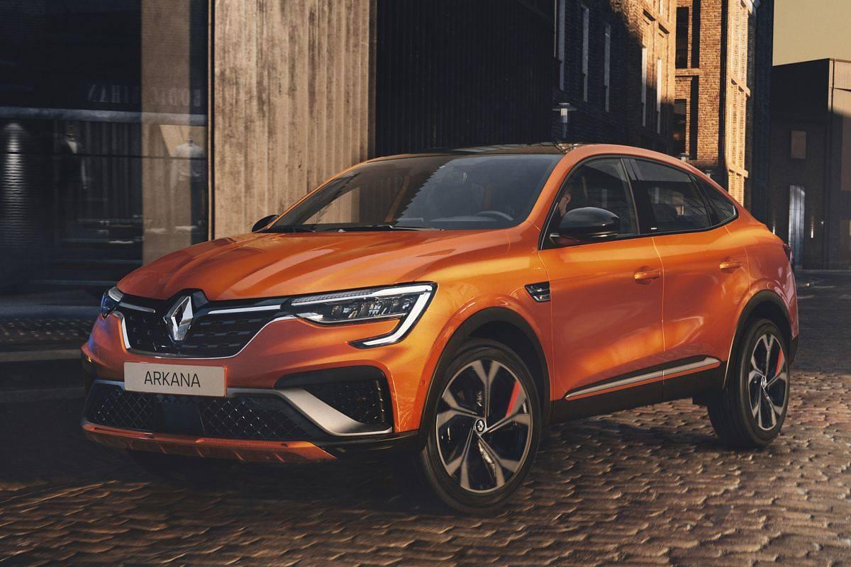 Renault Arkana. Nowość w Europie