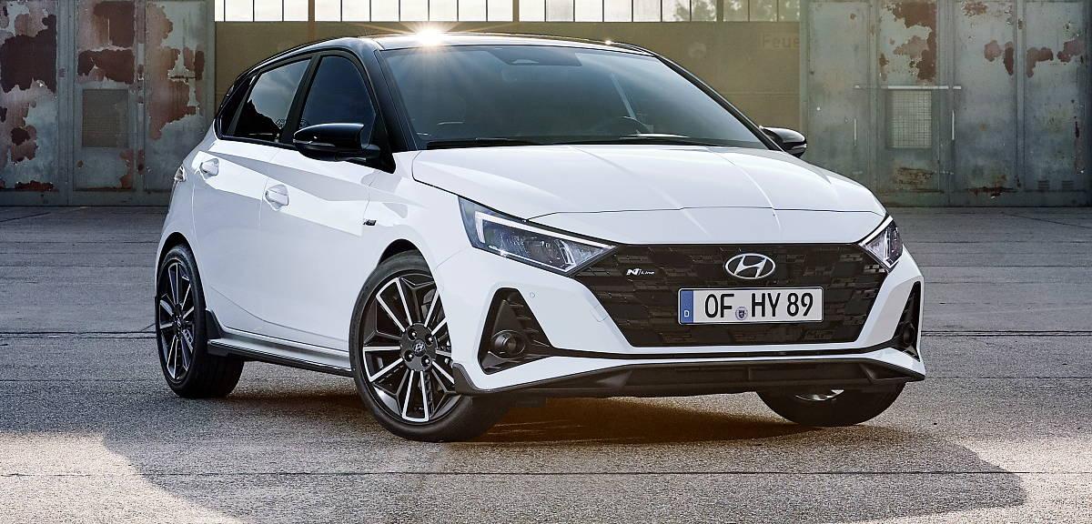 Hyundai i20 N Line. Usportowiony!