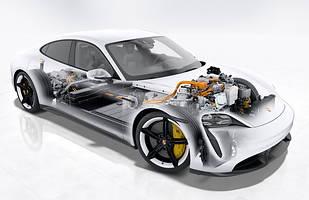Taycan uznany został za najbardziej innowacyjny samochód świata