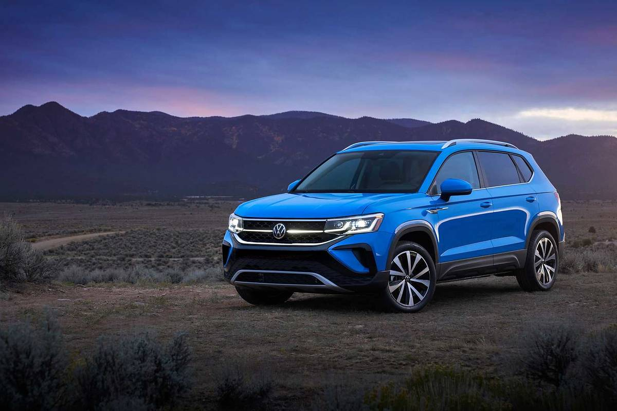 Volkswagen Taos. Tylko dla USA?