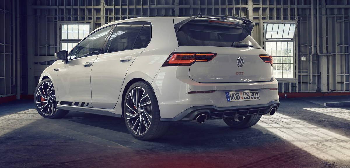 Volkswagen Golf GTI Clubsport. Imponuje mocą!