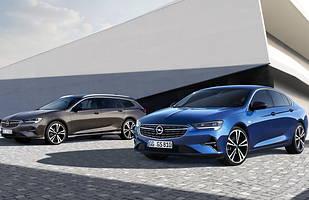 Opel Insignia z nowymi silnikami