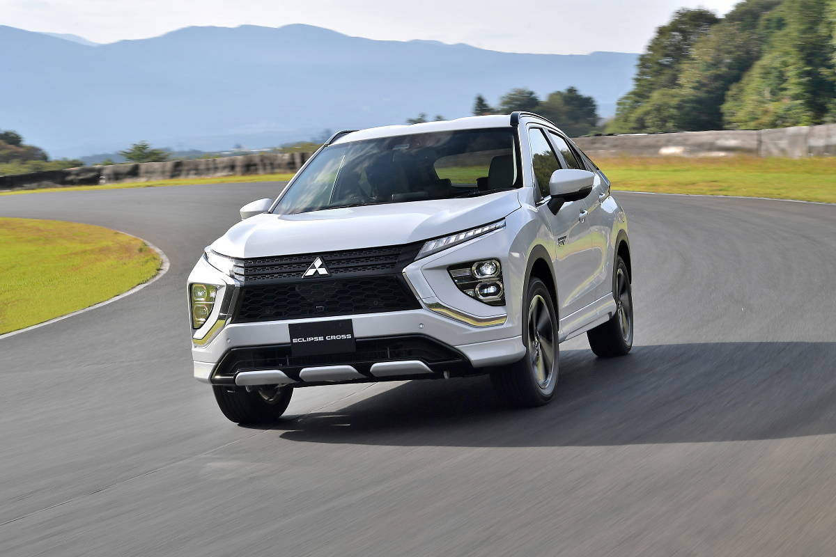 Mitsubishi Eclipse Cross po liftingu. Tylko PHEV