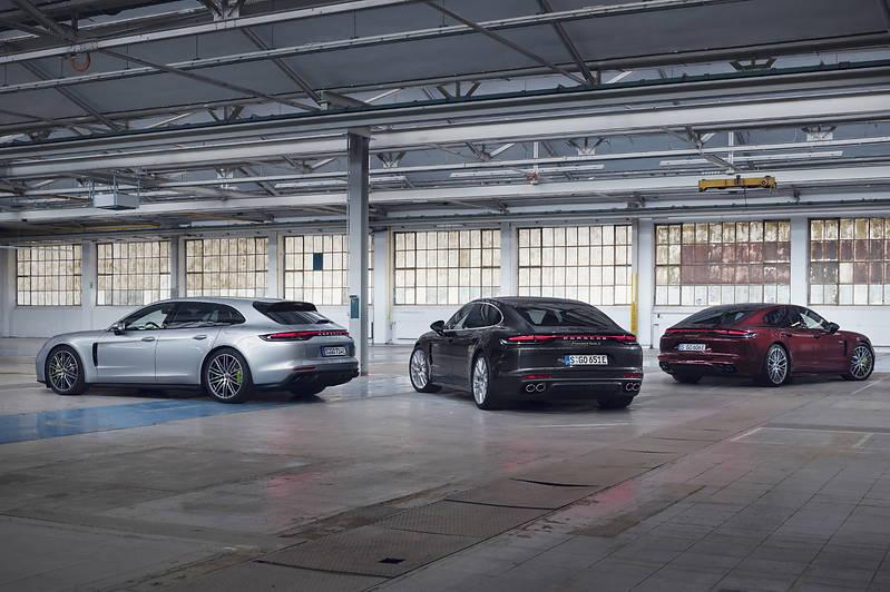 Porsche Panamera w nowych wersjach