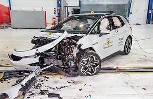 Volkswagen ID.3 w testach Euro NCAP