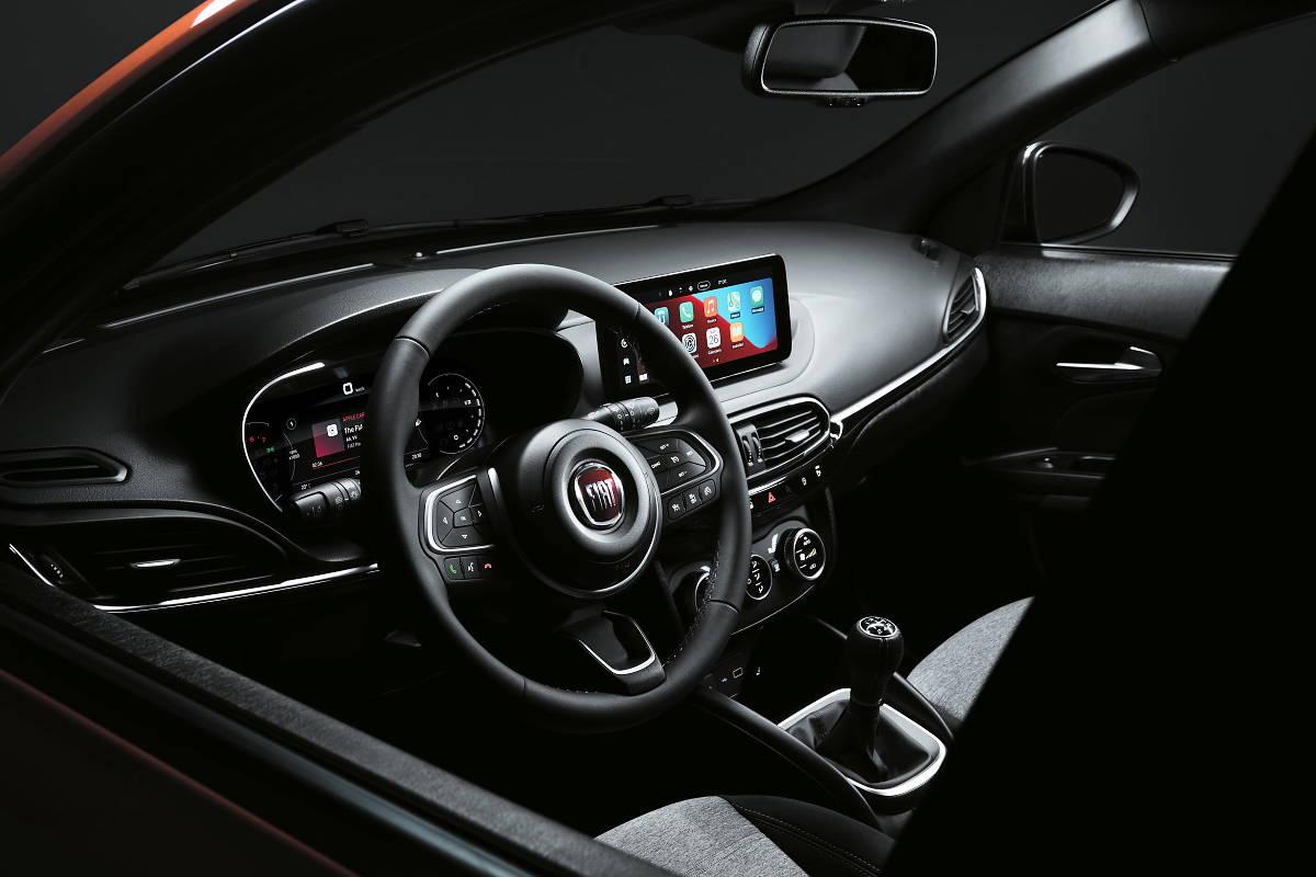 Fiat Tipo po modernizacji. I wersja Cross!
