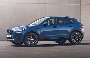Jaguar E-Pace po liftingu