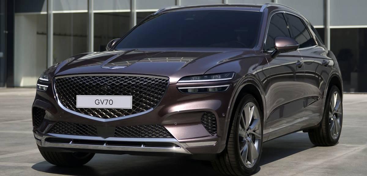 Genesis GV70. Nowy luksusowy model