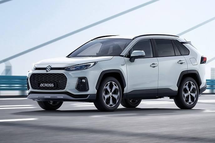 Suzuki Across i Swace już w Polsce