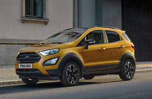 Ford Ecosport w wersji Active
