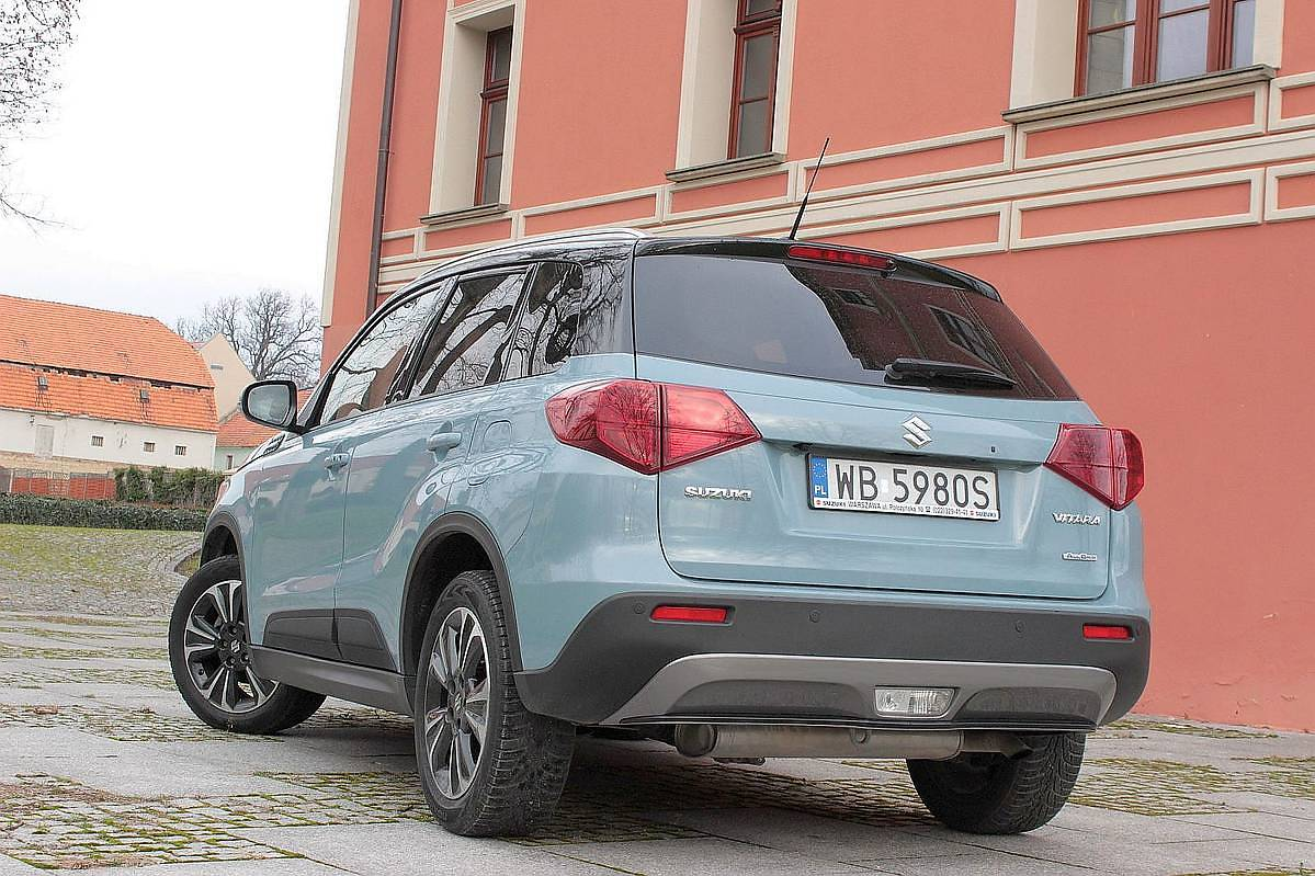 Suzuki wspiera polski sport