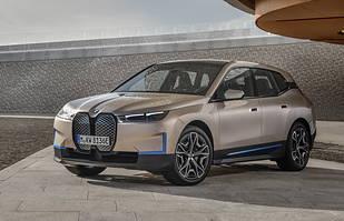 BMW iX. Elektryczny SUV
