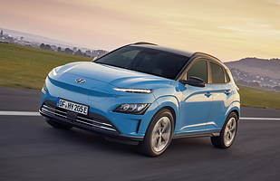 Hyundai Kona Electric po liftingu