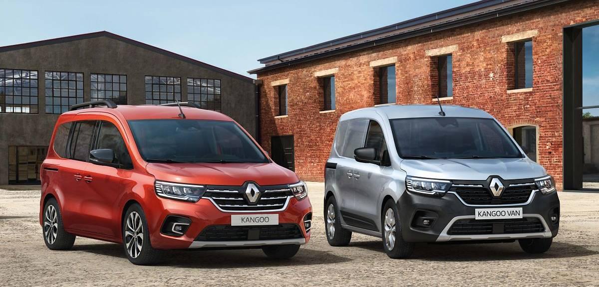 Nowe Renault Kangoo i Express