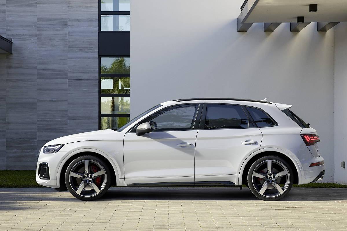 Audi SQ5 TDI. Diesle wciąż żyją!
